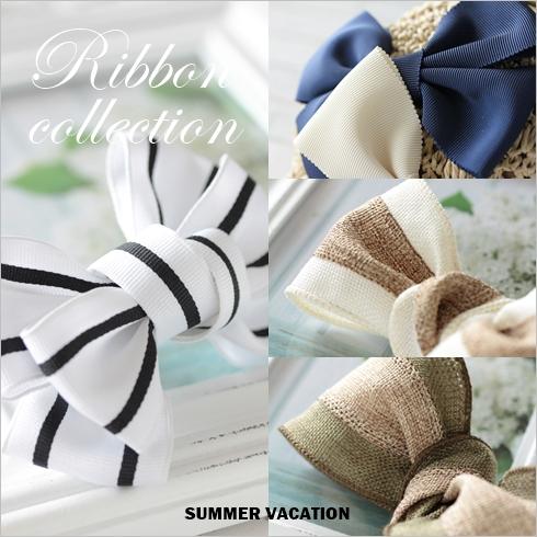 ドイツ製リボン Sheer Ribbon Flowers